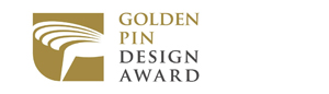 Golded Pin Design Award